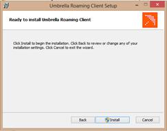 OpenDNS Umbrella – An Admin's View |